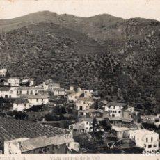 Postales: PORT DE LA SELVA. 15 VISTA GENERAL DE LA VALL. LLENSA. Lote 180119885