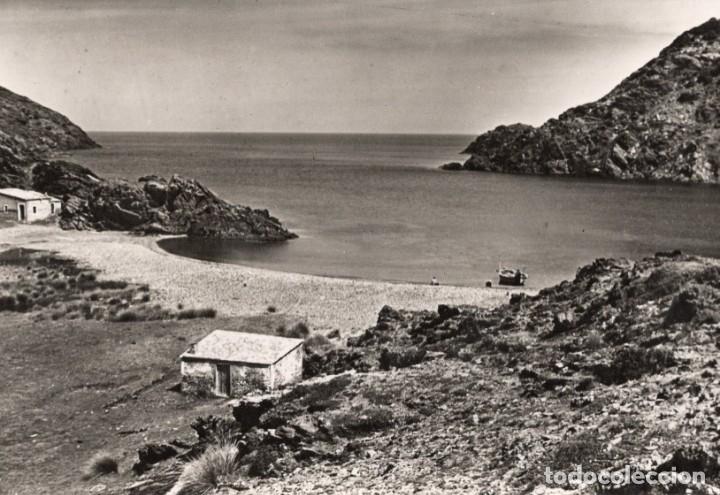 PUERTO DE LA SELVA. PLAYA DE LA TAVALLERA. CAMPAÑÁ (Postales - España - Cataluña Antigua (hasta 1939))