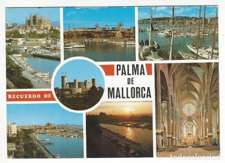 15.052 - RECUERDO DE PALMA DE MALLORCA. (Postales - España - Cataluña Moderna (desde 1940))
