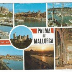 Postales: 15.052 - RECUERDO DE PALMA DE MALLORCA.. Lote 180243758