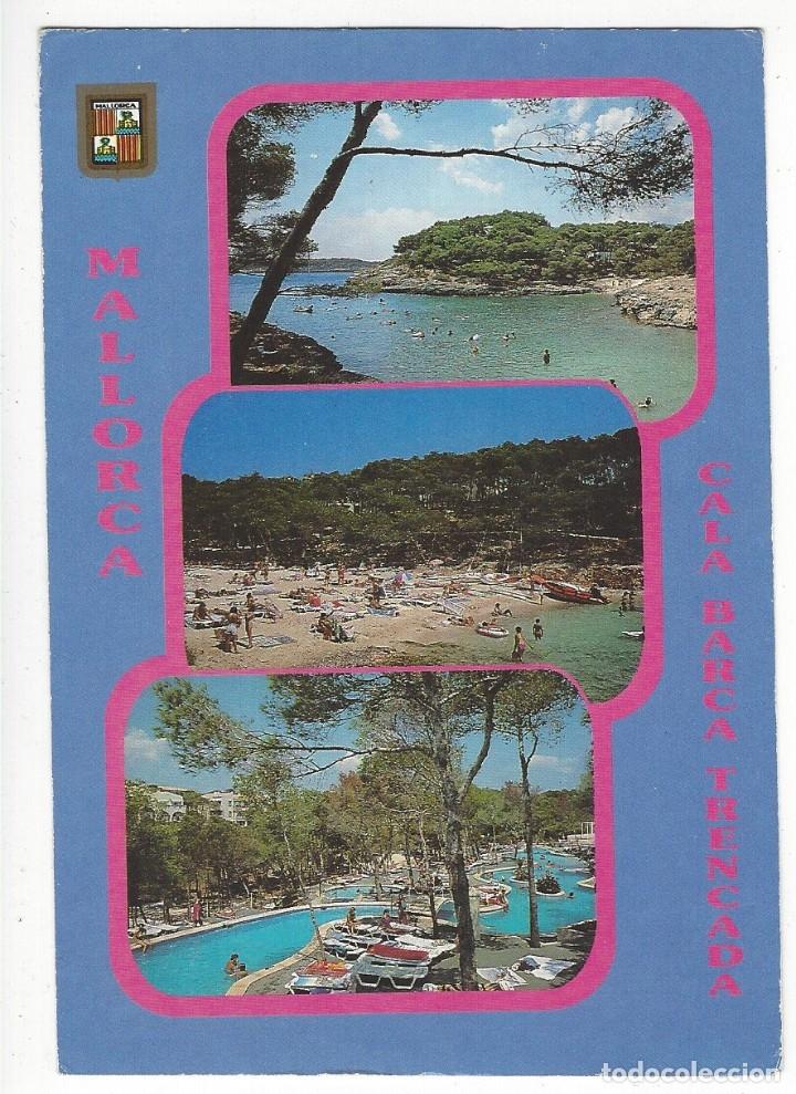 2248 - MALLORCA - CALA BARCA TRANCADA (Postales - España - Cataluña Moderna (desde 1940))