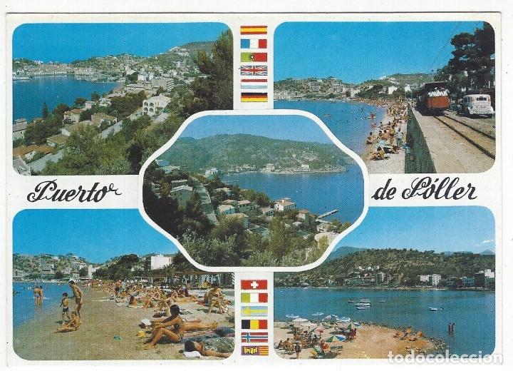 6.009 - PUERTO DE SOLLER (Postales - España - Cataluña Moderna (desde 1940))