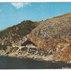Postales: 1954 - MALLORCA.- VISTA AÉREA DE LAS CUEVAS DE ARTÁ. Lote 180245180