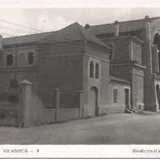 Postales: VILASECA-TARRAGONA. Lote 180261015