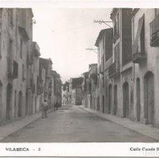 Postales: VILASECA-TARRAGONA. Lote 180261617