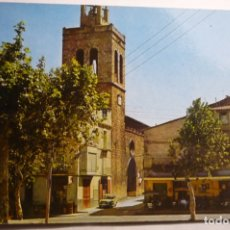 Postales: POSTAL ORGAÑA - IGLESIA ROMANICA. Lote 180270277