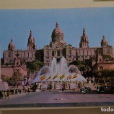 Postales: BARCELONA PALACIO NACIONAL DE MONTJUICH 2031 ZERKOWITZ. Lote 180285102