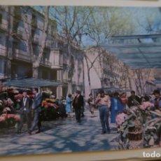 Postales: BARCELONA RAMBLA DE LAS FLORES 113 RO FOTO. Lote 180285808
