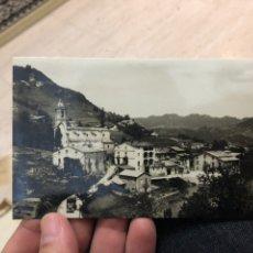 Postales: TARGETA POSTAL VIDRA 1959 CIRCULADA. Lote 180288398