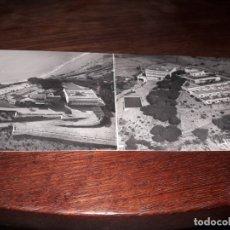 Postales: Nº 11763FOTO POSTAL DOBLE FELICITACION DE NAVIDAD 1963 DE TORRE MARTINA SAN POL BARCELONA. Lote 180289068