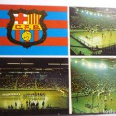 Postales: POSTAL BARCELONA - PALAU BLAUGRANA F.C.BARCELONA. Lote 180339793