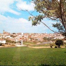 Postales: CASSÁ DE LA SELVA (GERONA). 3472 VISTA GENERAL. ESCUDO DE ORO. NUEVA. COLOR. Lote 180386761