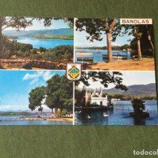 Postales: POSTAL- BAÑOLAS LAGO - LA DE LA FOTO VER TODOS MIS LOTES DE POSTALES. Lote 180447852