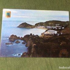 Postales: POSTAL- TOSSA DE MAR - LA DE LA FOTO VER TODOS MIS LOTES DE POSTALES. Lote 180450303
