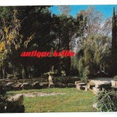 Postales: ULLASTRET Nº 26 POBLAT IBERIC , TEMPLE ACROPOLIS .- ESCUDO DE ORO . Lote 180451486