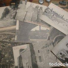 Postales: LERIDA LOTE DE 9 POSTALES - PORTAL DEL COL·LECCIONISTA *****. Lote 180477355