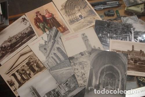 LERIDA LOTE DE 10 POSTALES - PORTAL DEL COL·LECCIONISTA ***** (Postales - España - Cataluña Moderna (desde 1940))