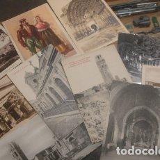 Postales: LERIDA LOTE DE 10 POSTALES - PORTAL DEL COL·LECCIONISTA *****. Lote 180477568