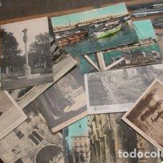 Postales: TARRAGONA LOTE DE 9 POSTALES - PORTAL DEL COL·LECCIONISTA *****. Lote 180477672