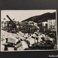 Postales: MARTORELL-GUERRA CIVIL-FOTOGRAFIA-AÑO 1939-MIDE 11,2 X 8 CM-VER FOTOS-POSTAL ANTIGA-(63.374). Lote 180498428