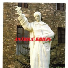 Postales: COMBRENY .- MONUMENTO AL P. FRANCISCO COLL .- EDICION BERGAS . Lote 180498887