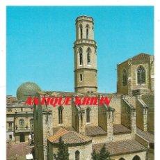 Postales: FIGUERES Nº 63 PARROQUIA DE SAN PEDRO .- EDICION MELI-COLOR 1984. Lote 180508425