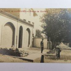 Postales: J. B. 26 PRATS DE LLUSSANES, CARRETERA DE GIRONELLA. Lote 181579587