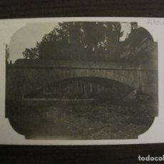 Postales: RIPOLL-PUENTE-POSTAL FOTOGRAFICA-VER FOTOS-(63.661). Lote 181613135