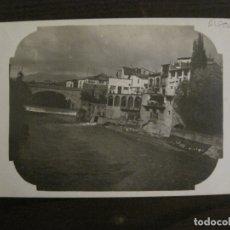 Postales: RIPOLL-PUENTE Y VISTA PARCIAL-POSTAL FOTOGRAFICA-VER FOTOS-(63.670). Lote 181613528