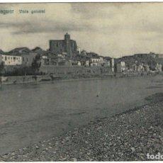 Postales: BALAGUER - C.O. 3 VISTA GENERAL - CIRCULADA EN 1912. Lote 181988418