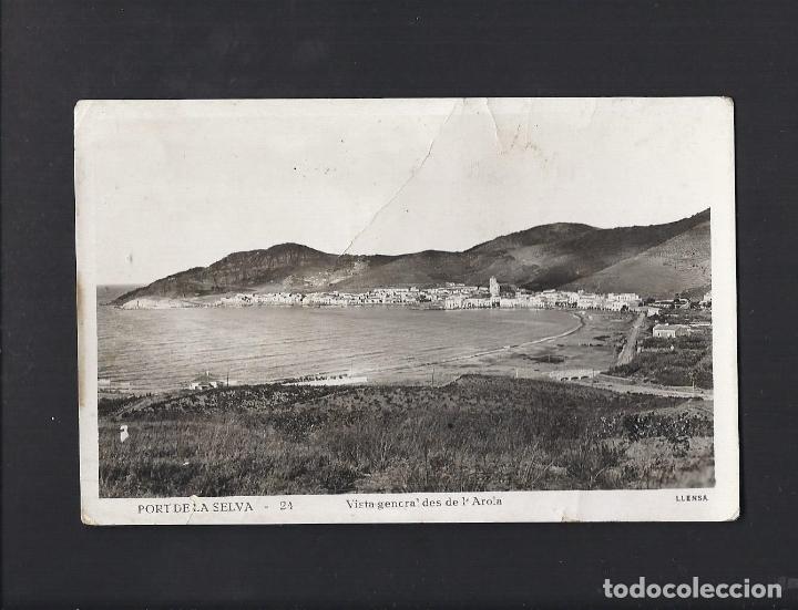 GIRONA. PORT DE LA SELVA. (Postales - España - Cataluña Antigua (hasta 1939))