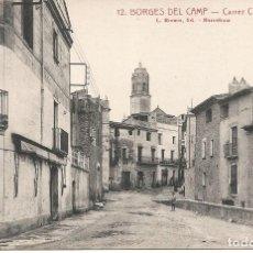 Postales: BORGES DEL CAMP-TARRAGONA. Lote 182073800
