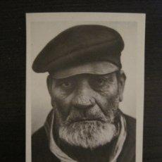 Postales: PESCADOR DE LA ESCALA-POSTAL FOTOGRAFICA ESQUIROL-NO HUECOGRABADO-VER FOTOS-(63.792). Lote 182294397