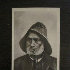 Postales: PESCADOR DE LA ESCALA-POSTAL FOTOGRAFICA ESQUIROL-NO HUECOGRABADO-VER FOTOS-(63.797). Lote 182294777