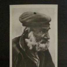 Postales: PESCADOR DE LA ESCALA-POSTAL FOTOGRAFICA ESQUIROL-NO HUECOGRABADO-VER FOTOS-(63.798). Lote 182294817