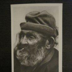 Postales: PESCADOR DE LA ESCALA-POSTAL FOTOGRAFICA ESQUIROL-NO HUECOGRABADO-VER FOTOS-(63.799). Lote 182294866