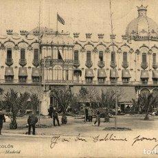 Postales: BARCELONA. HOTEL COLON. Lote 182402115