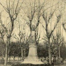 Postales: MONUMENTO A ARIBAU - BARCELONA. Lote 182415552
