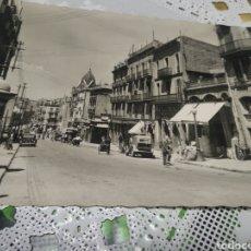 Postales: POSTAL MANRESA ( BARCELONA ) AVENIDA DEL CAUDILLO. Lote 182481146