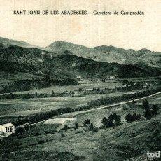 Postales: SAN JUAN DE LAS ABADESAS. Lote 182599436