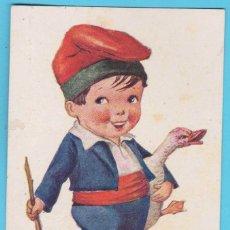 Postales: QUE ÉS GRAN BARCELONA! JIMMY NUM 1066. EDICIONES VICTORIA N. COLL SALIETI. 1934. Lote 182612275