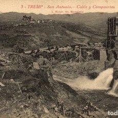 Postales: TREMP - SAN ANTONIO - CABLE Y COMPUERTAS. Lote 182671351