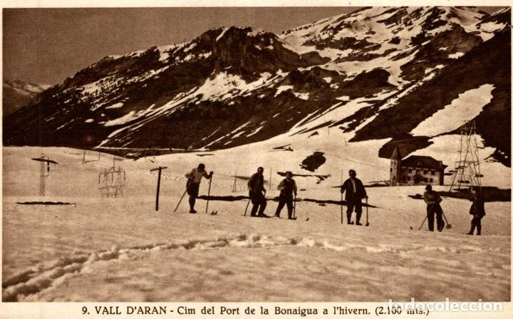 BONAIGUA (Postales - España - Cataluña Antigua (hasta 1939))