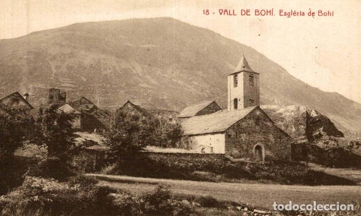 VALL DE BOHI - 18 - ESGLESIA DE BOHI (Postales - España - Cataluña Antigua (hasta 1939))