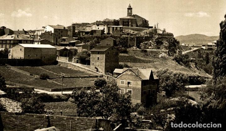 BELLVER CERDAÑA. VISTA PARCIAL (Postales - España - Cataluña Antigua (hasta 1939))