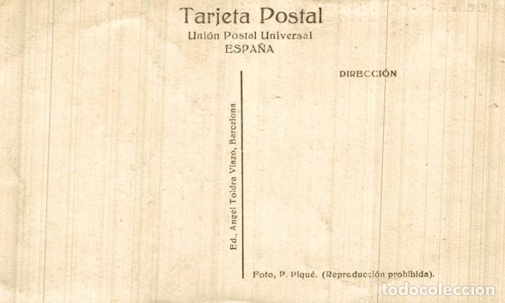 Postales: LLEIDA ( CAPDELLA ) MOLINOS CAMARA DE AGUA. E.E. DE C. - Foto 2 - 182671936