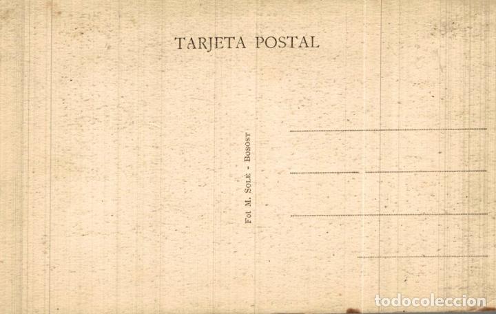 Postales: PUENTE DE REY. FRONTERA Y CASINO EN INVIERNO - Foto 2 - 182672097