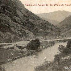 Postales: CASINO PUENTE DEL REY. Lote 182673495