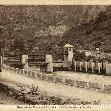 Postales: BOSOST PRESA. Lote 182679408