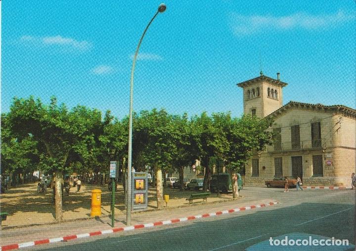 CASSÀ DE LA SELVA, PASSEIG VILARET - CARRERA DE LA RED Nº 1 - S/C (Postales - España - Cataluña Moderna (desde 1940))